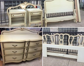 VR Drexel Touraine French Provincial Bedroom Set provincial  Etsy