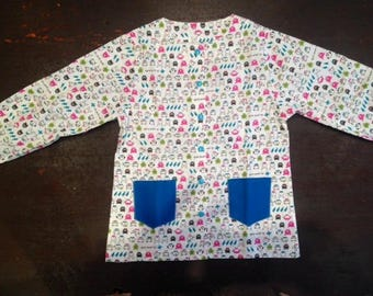 School shirt for little Princess 7/8 years