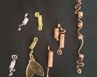 Sisterloc loc jewelry