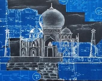 Making of the Taj Mahal