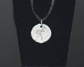 Wishflower Necklace (Ready to Ship) - Great gift for HER!