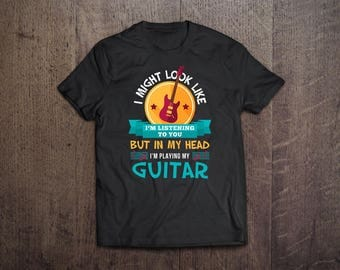 guitarists tshirt | guitar gifts for men | funny guitar shirt | guitar gift ideas | guitar gifts for him | guitar gifts for her