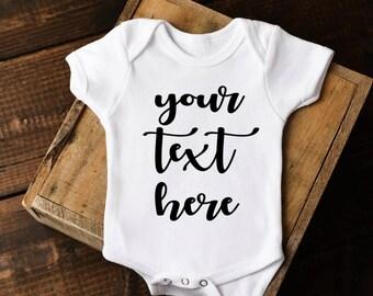 Custom baby onesie etsy unique baby gift custom baby onesie monogram onesie custom onesie personalized negle Images