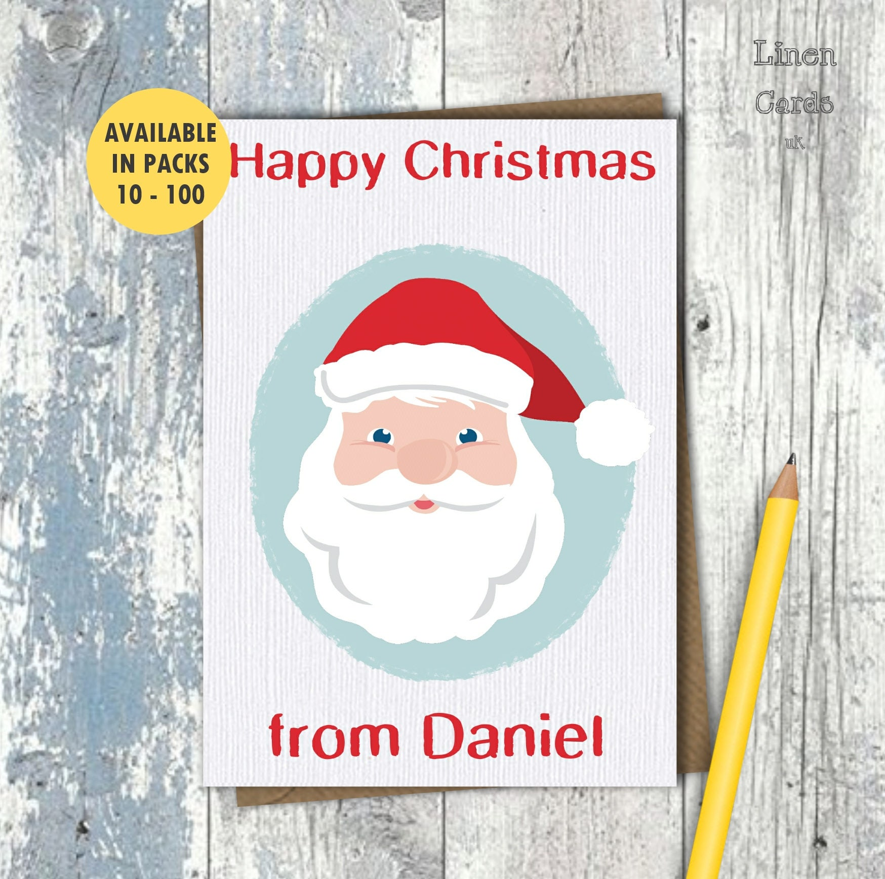 Greeting cards paper paper party supplies personalised christmas cards packs childrens kids christmas cards school class christmas cards business magicingreecefo Images