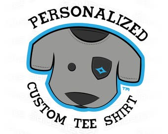 Personalized Custom Tee Shirt - Available in both Unisex/His/Her Wedding Family Reunion Friends Bride Groom Youth Infants SIRIUSTEES