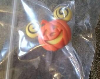 Mickey Mouse Pumpkin Pin#3