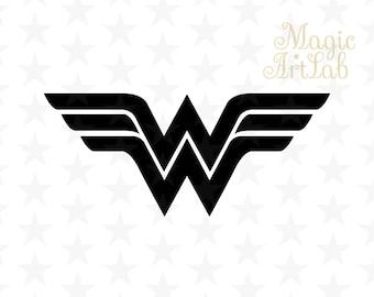 superhero logo etsy