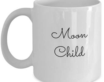 moon child, stay wild moon child,metaphysical, moon magick, moonchild, moon child mug, moon child tea mug, moon child wild, moon child gift