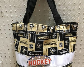 Pittsburg Penguins Tote/Purse