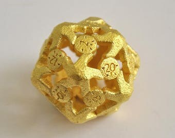 D20 Balanced - Starfish