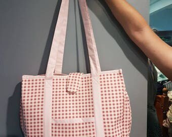 NEW - Baby or craft bag