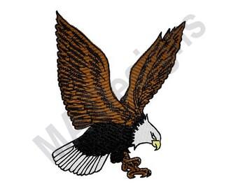 Eagle - Machine Embroidery Design
