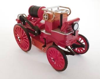 scale car 1900 Pompe Automobile Electrique France