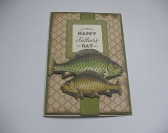 Father's Day Card for the Fisherman