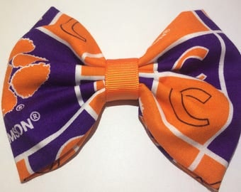SC Sports Team - Tigers Boutique Bow
