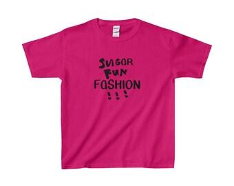 Sugar Fun Fashion Youth TShirt