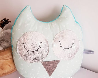 Pillow stuffed OWL