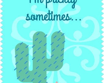 Prickly Sometimes
