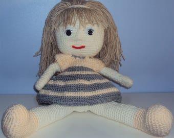 Artisan Doll Mafalda