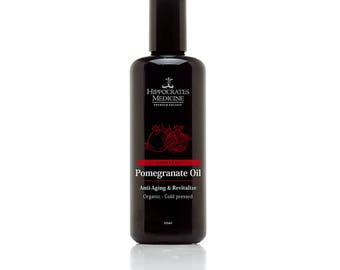 Pomegranate Seeds Oil (Cold Pressed)