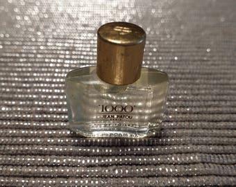 Miniature old Jean Patou 1000