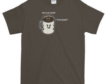 "I was Mugged"" - Short-Sleeve T-Shirt"