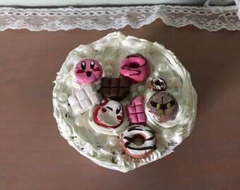 Circular Decoden Dessert Box