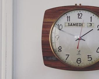Sylvie clock