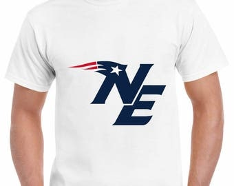 New England Patriots  N.E T-Shirt