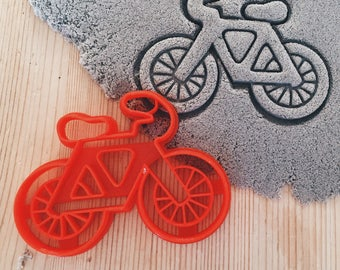 Bike Bicycle BMX Cookie cutter