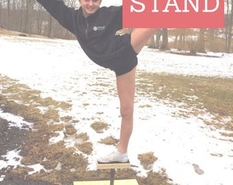 Stunt and Flexibility Stand