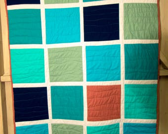 Snuggle or TV Quilt