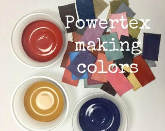 """Online workshop """"Making Color"""""""