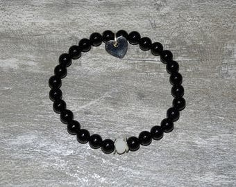 Semi - Precious gemstone bracelet