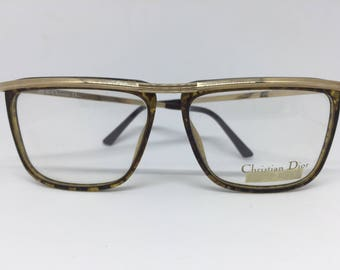 Christian Dior - Vintage Glasses. Made in Germany.