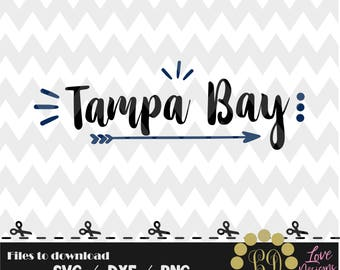Tampa Bay svg,png,dxf,cricut,silhouette,college,jersey,shirt,proud,cut,university,baseball,softball,arrow,decal,rays,florida,devils,miami
