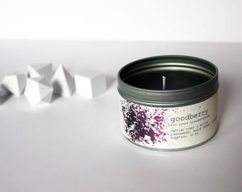 Goodberry Spell Candle
