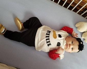 Childs Snowman Shirt