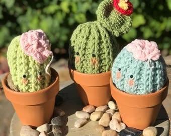 Cactus Crochet Dolls