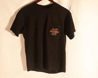 Vintage Harley Davidson T Shirt American Made