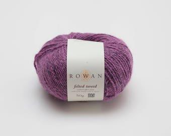 Rowan felted Tweed 183-Peony