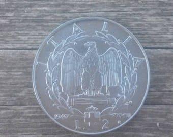 Coin 2 Lire - Empire - Kingdom of Italy - 1940 - XVIII  Fascist Era