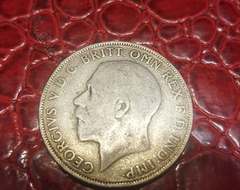 1922 Great Britain Uncertified Silver George V Florin