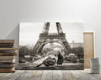 Eiffel Tower,Paris,France,Romantic,Love,Eiffel Tower Art,Modern art,France art,Vintage art,Balck and white,Artistic tower,Romantic art