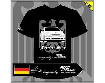 T-shirt Mercedes-Benz C 55 AMG W203