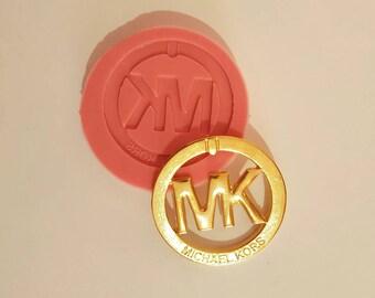 Silicone Mold Logo Michael Kors