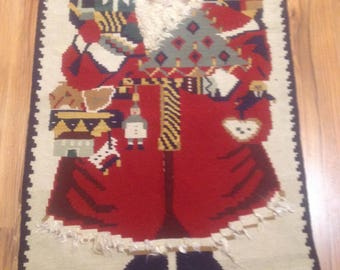 Noel Baba Rug, Saint Nicolas rug