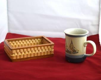 basket weave box