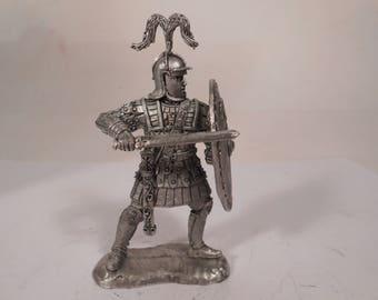 Tin, 54mm,  Toy Soldier Warrior Roman LegatusRome, 1 century AD.