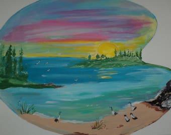 Artist Pallet